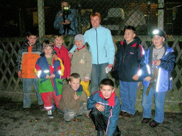 Besuch im Tierheim 2006