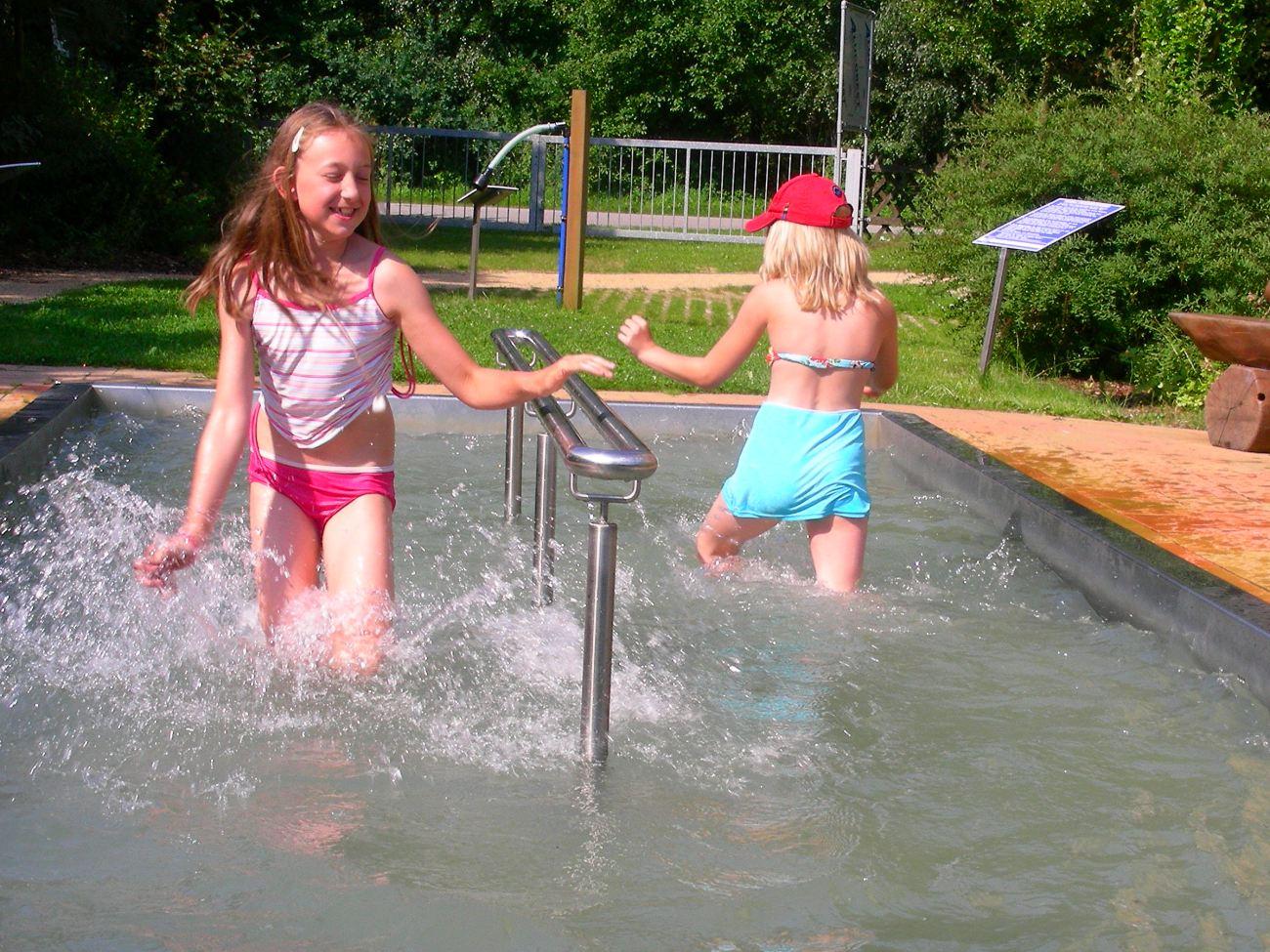 Im Wasser + mehr-Erlebnispark Steinhude 2012