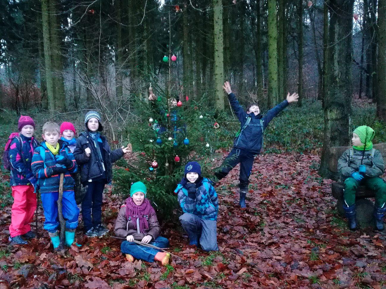 Weihnachten im Bullerbachtal