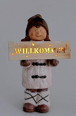 Weihnachtsdeko Deko Geschenke Klapp-Lädchen Rodgau