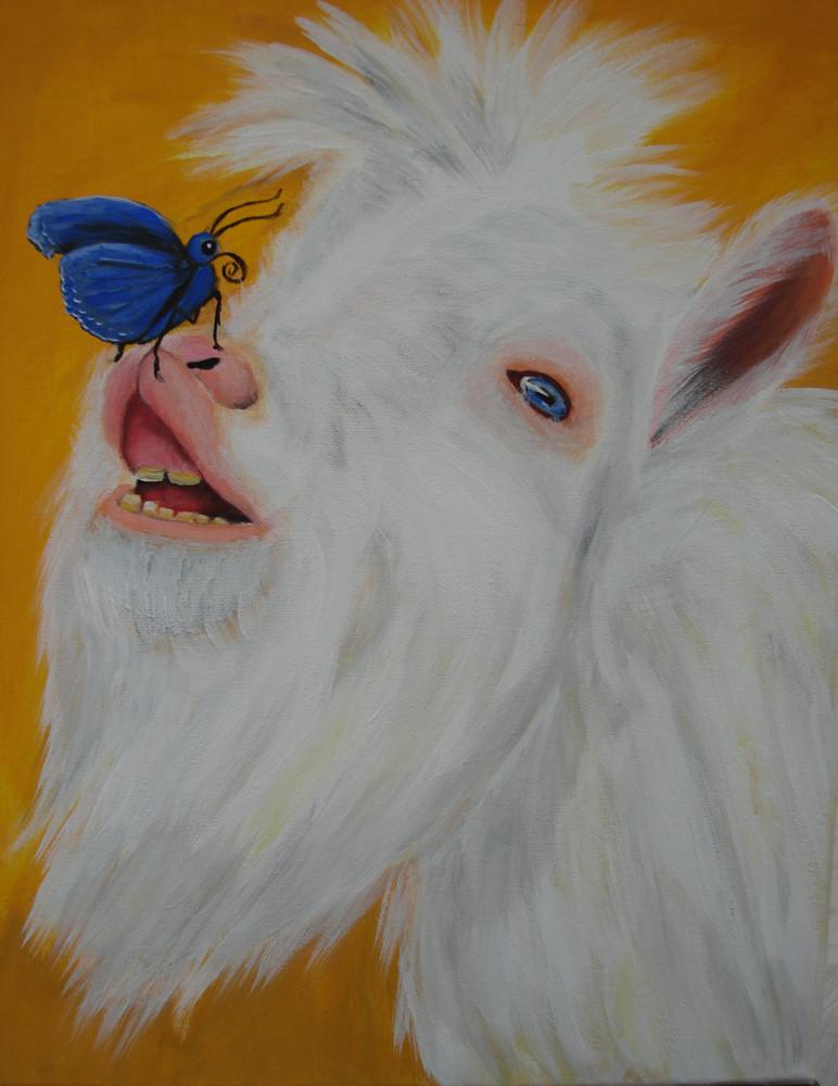Karl Gustav  2013   30 x 40 cm Acryl auf Lwd.