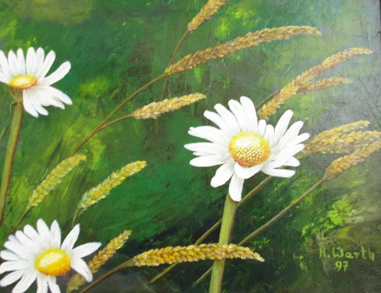 Margarite    1997    40 x 30 cm