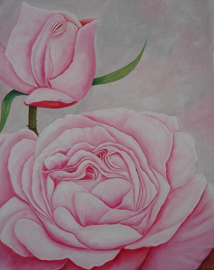 2013 Acryl  60 x 80 x 4 cm