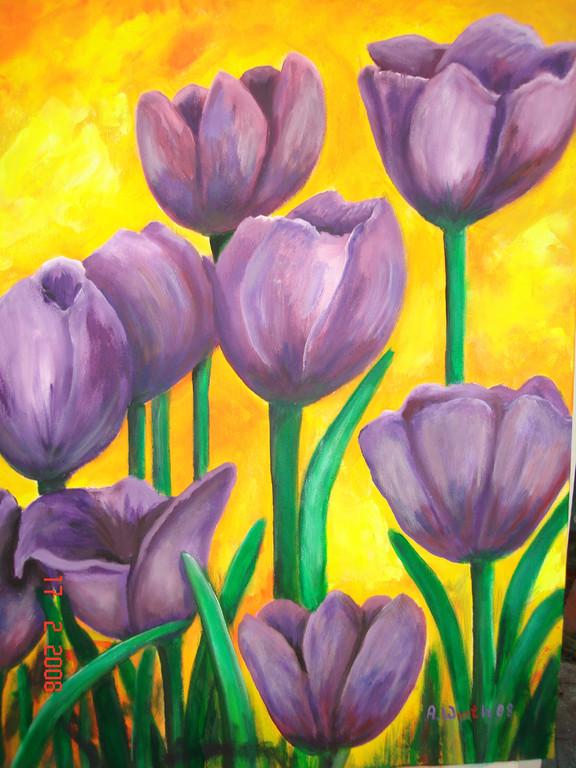 2009   Acryl   50 x 70 cm