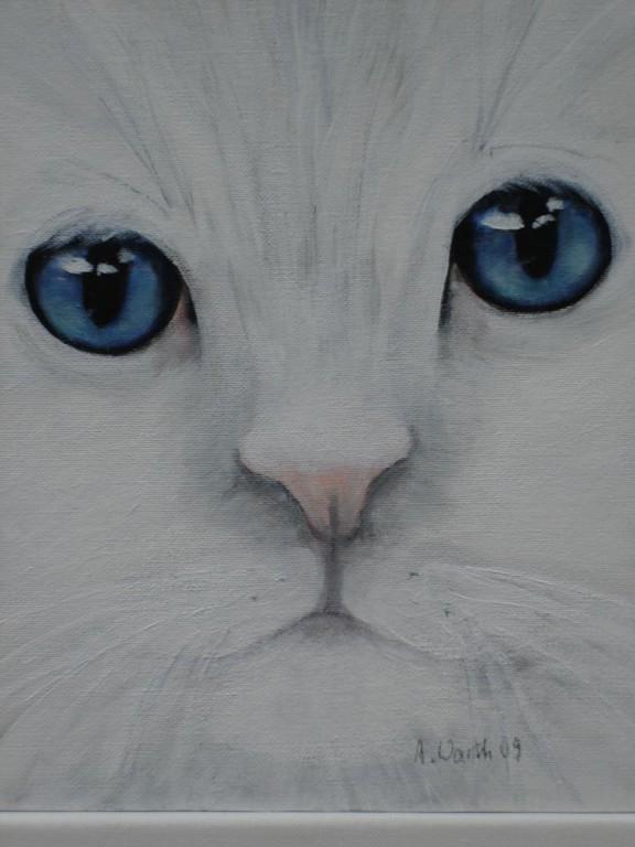 Mo        2009     24 x 30 cm  Acryl