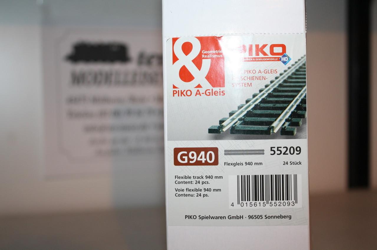 Piko A-Gleis 55209 ein Gleis H0 NEU