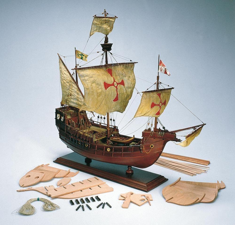 Modellismo navale in legno kit di montaggio for Kit di costruzione portico