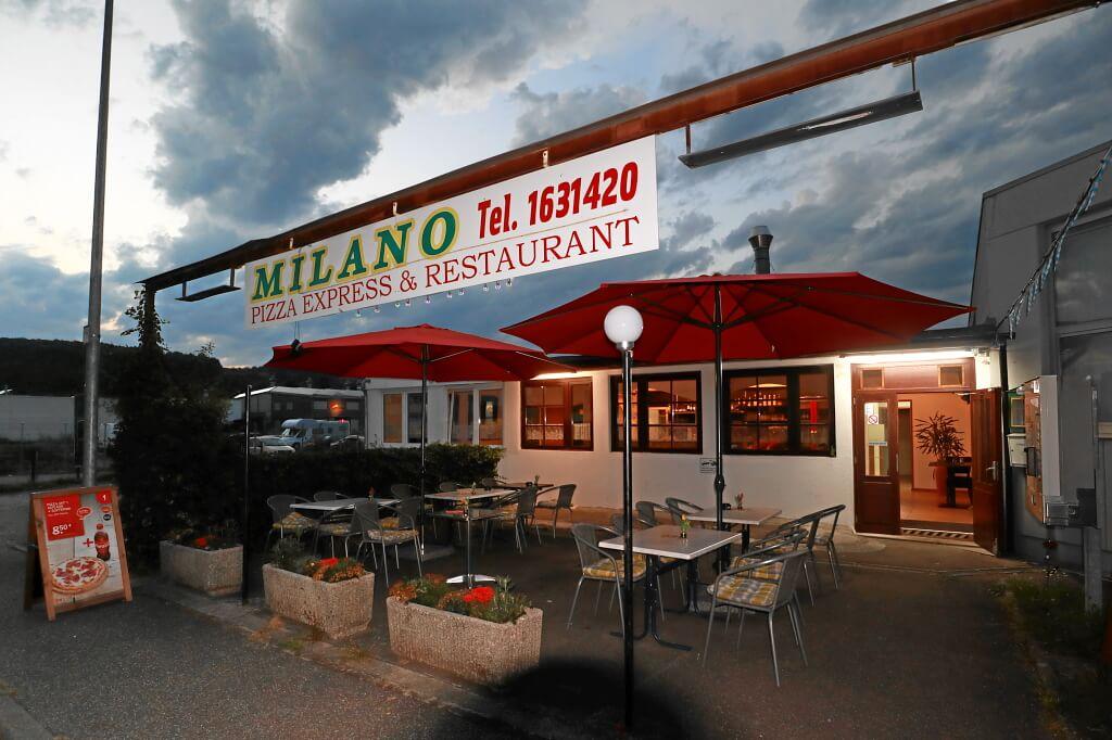 Restaurant nachts bis 23.30 h geöffnet
