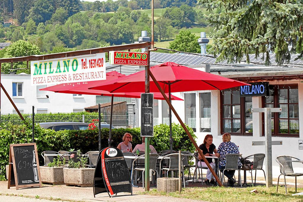 Schnellrestaurant in LÖ-Hauingen