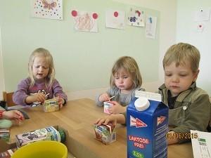 Kindergarten Windbergen Seepferdchen