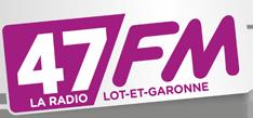 Les action de l'Association sont relayées par 47FM