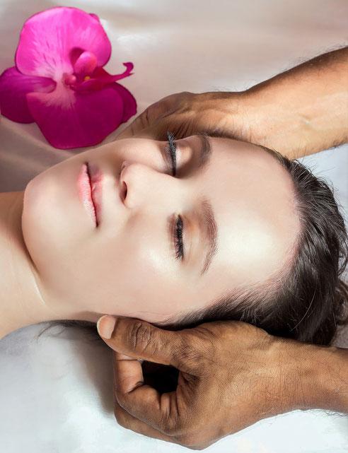 Réflexologie du visage : détente, beauté et bien-être