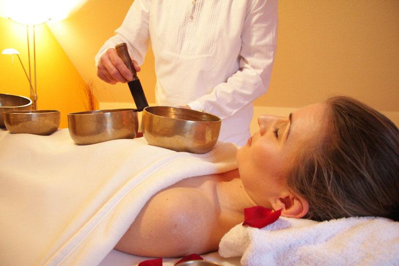 Formation Massage Bols Chantants Tibétains
