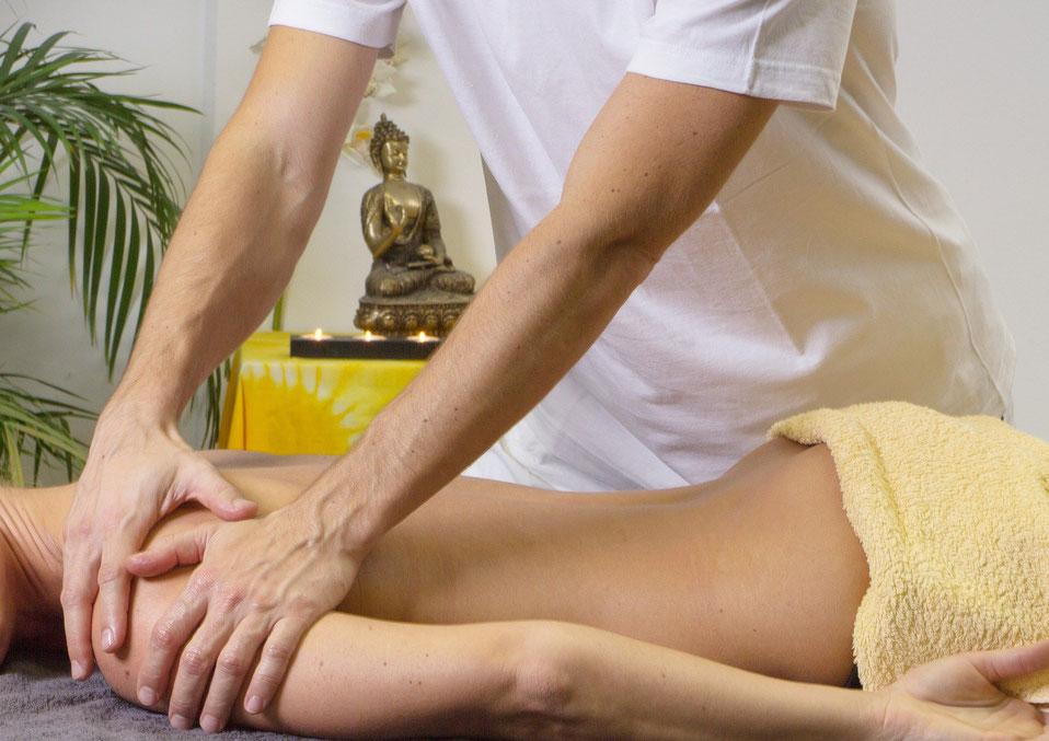Massage Sportif - Suédois