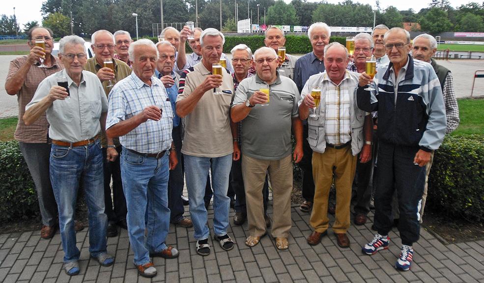 4. September 2013: 200. Geburtstag des Skatspiels - von unserer Interessengruppe Skat gebührend begangen