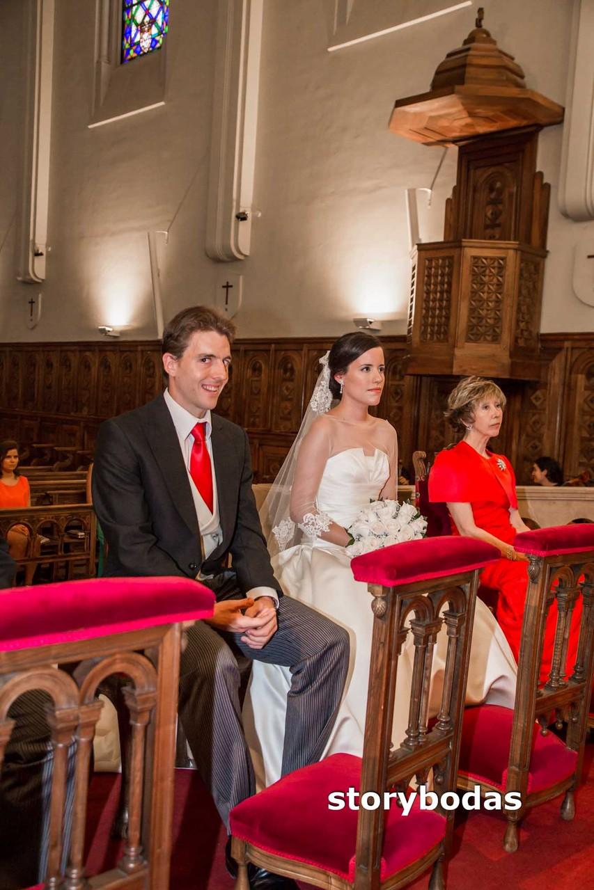 storybodas Rito del Matrimonio Novios felices