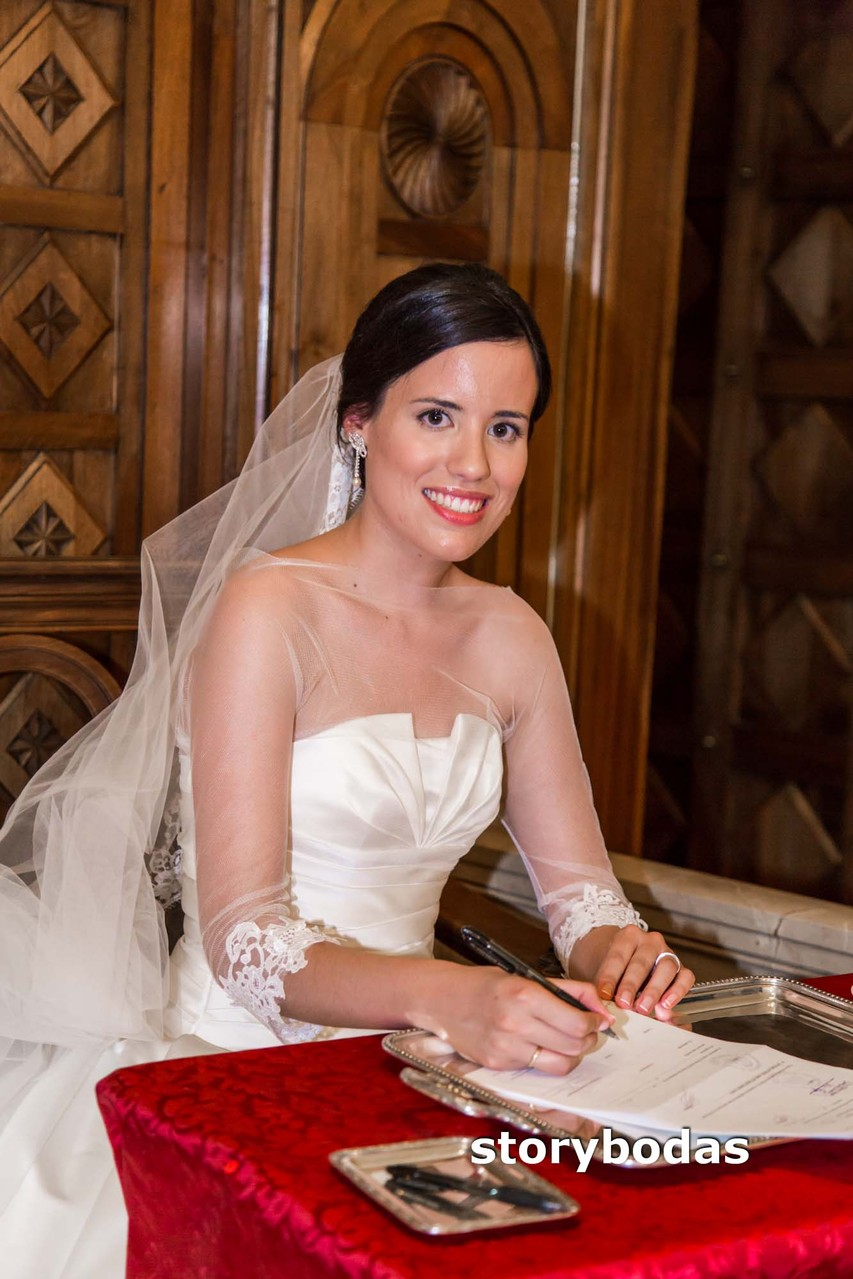 storybodas Foto de firmas de la novia 2