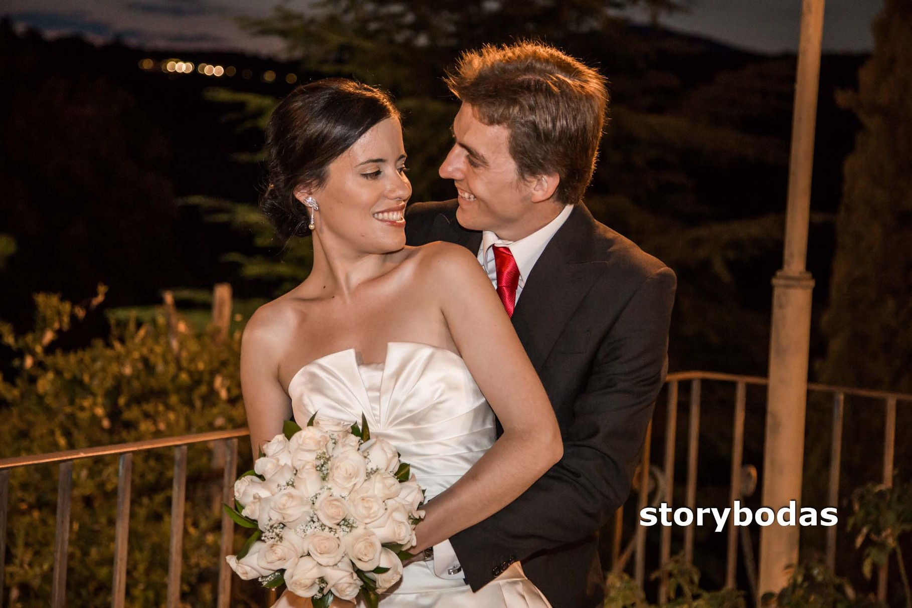 storybodas Fotos de pose novios boda 6