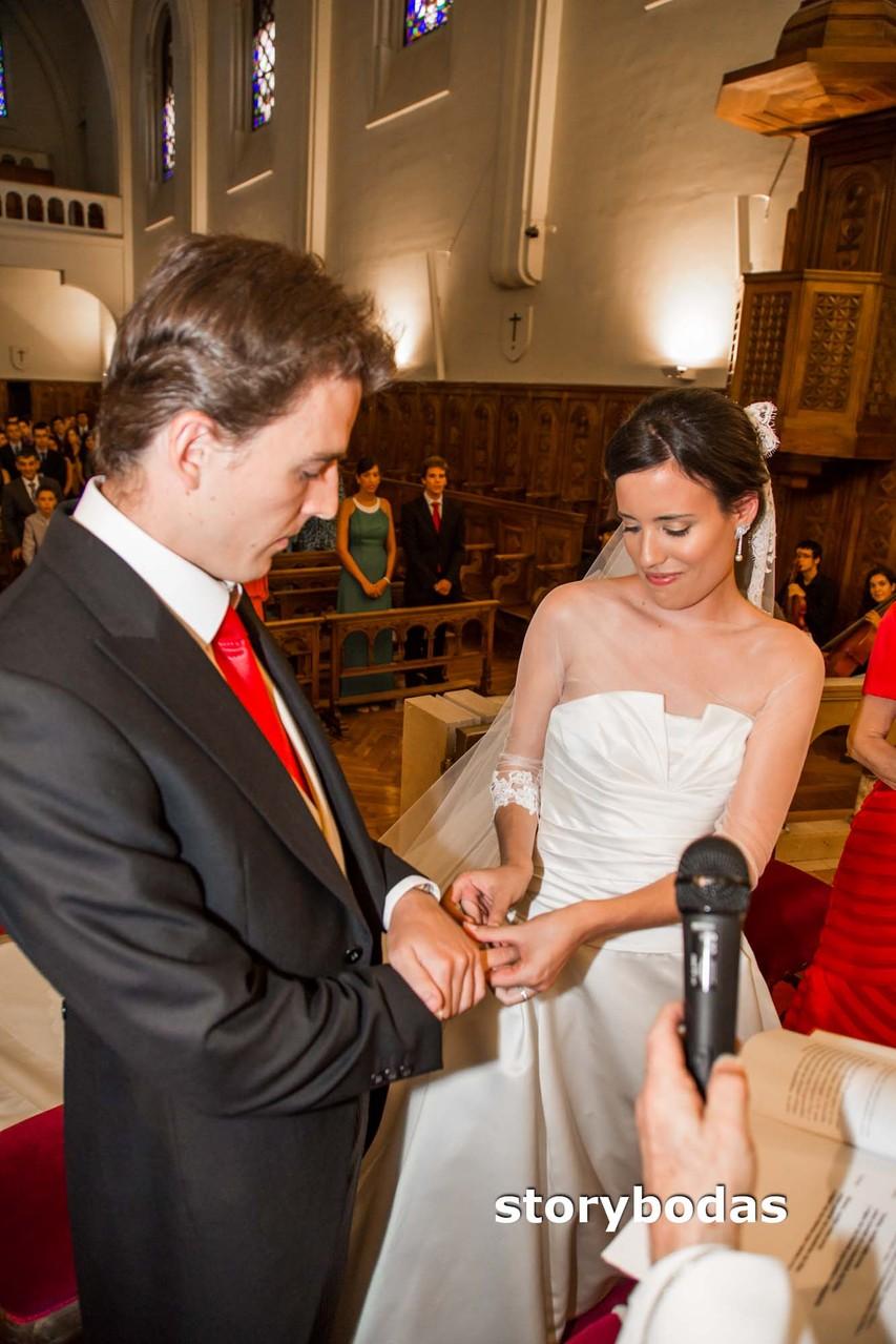storybodas Rito del Matrimonio arras 1