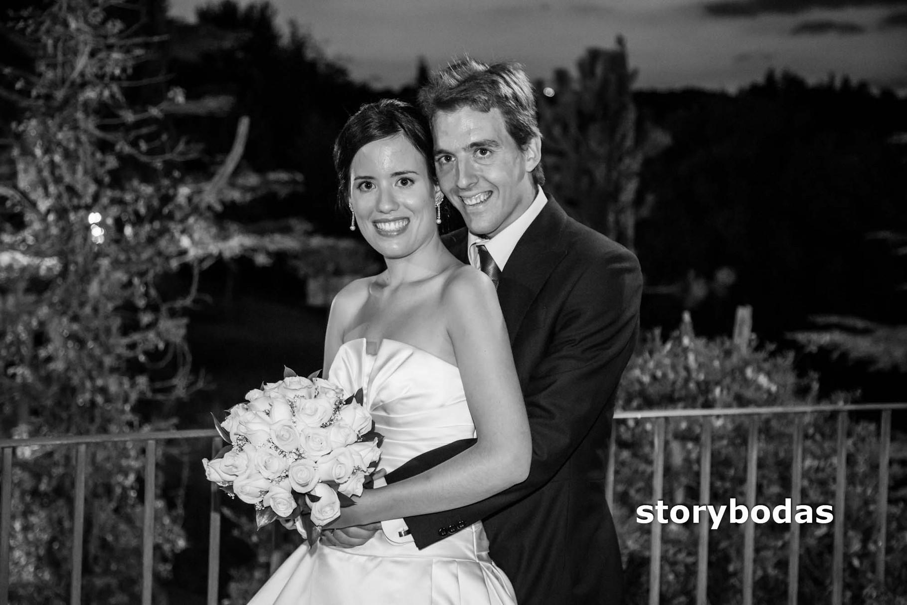 storybodas Fotos de pose novios boda 4