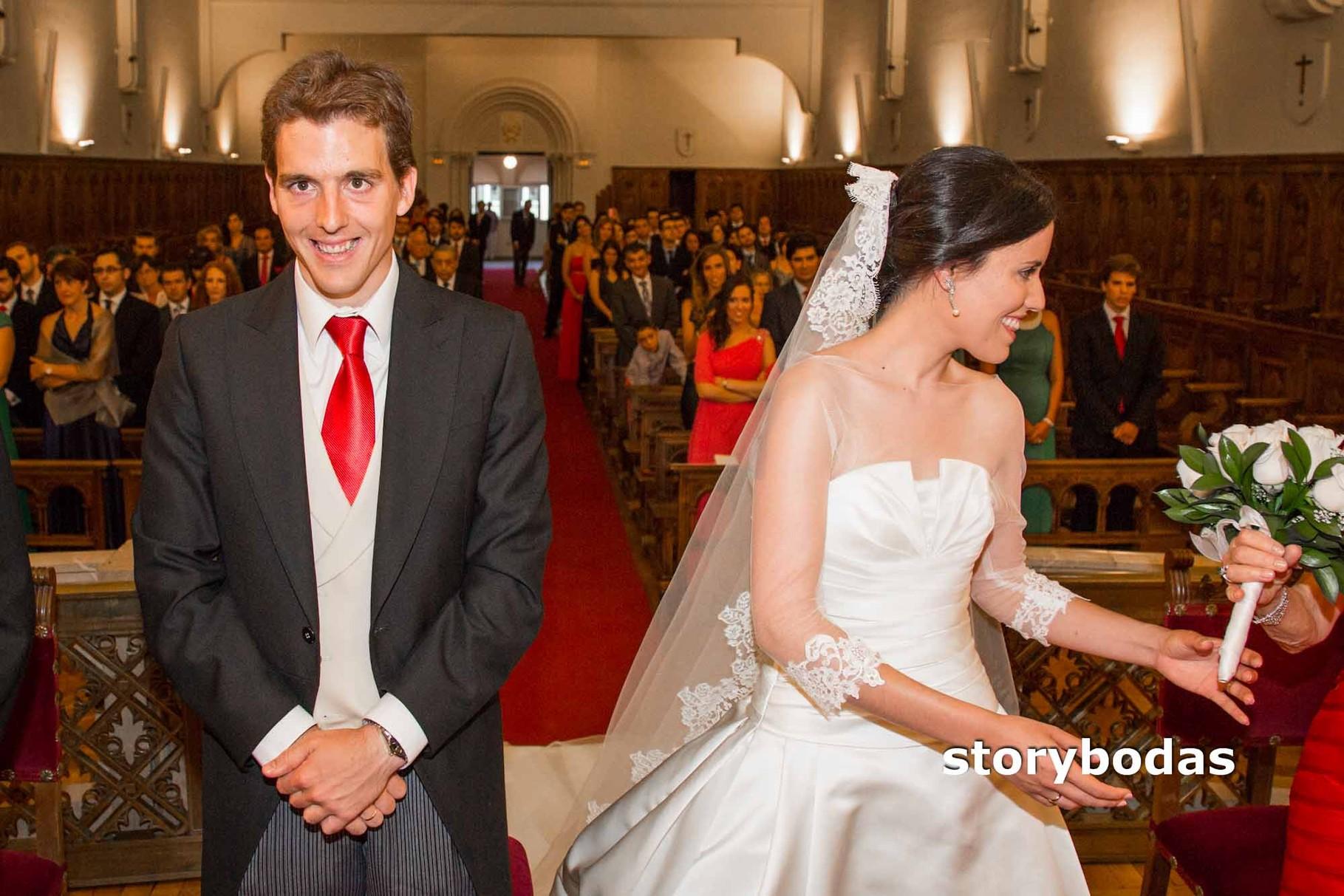 storybodas Rito del Matrimonio arras 2
