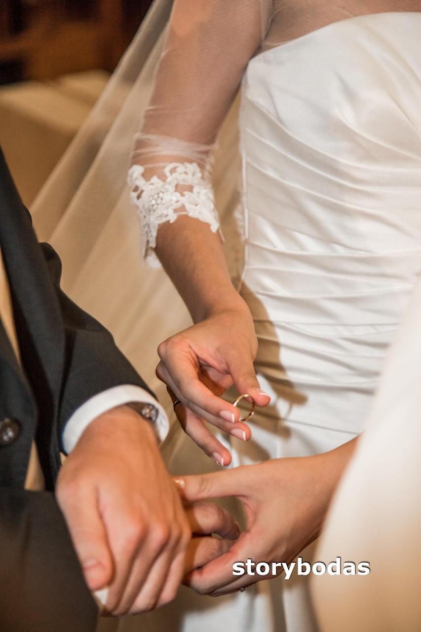 storybodas Rito del Matrimonio anillos 2