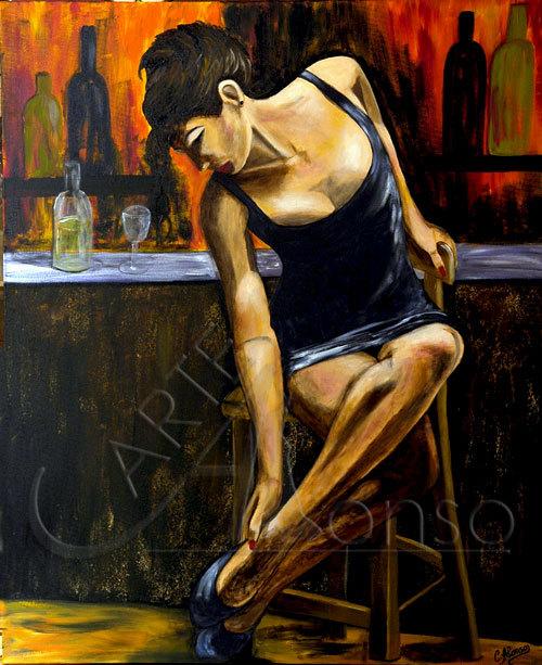 Perfect  (2007), 100 x 80 cm