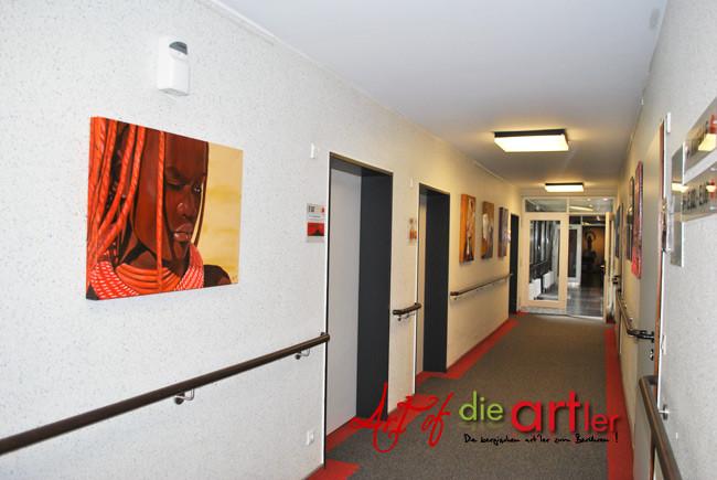 """""""LebensRäume""""im CBT-Wohnhaus, Margaretenhöhe 24, 51465 Bergisch Gladbach"""