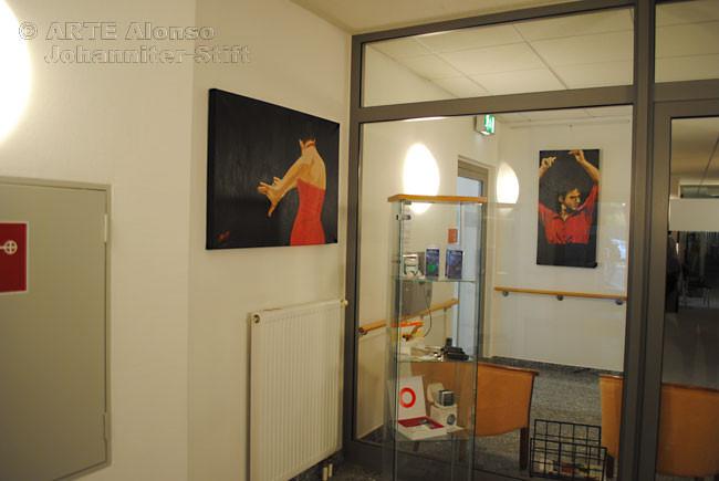 KalkKunst 2012,Johanniter-Stift, Kapellenstr. 52 in 51103 KÖLN