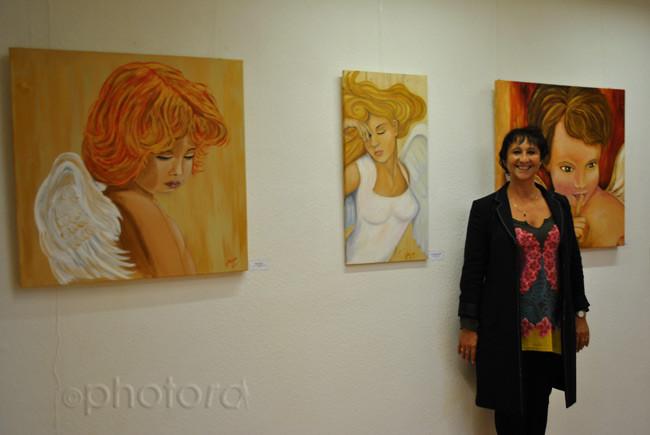 "Galerie-Graf-Adolf  ""Engel"" - August 2012"