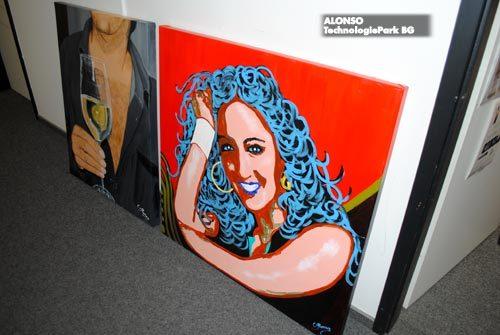 Offene Atelier´s - TBG - Atelierhaus 24, 01.10.2010