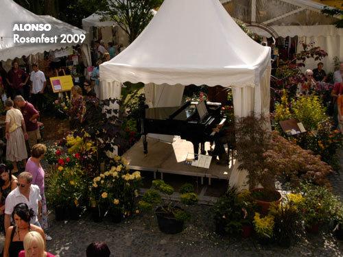 SCHLOSS EULENBROICH - Rosenfest - RÖSRATH - 2009