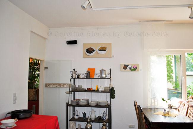 Galerie Café Bergisch Gladbach - Mai 2012