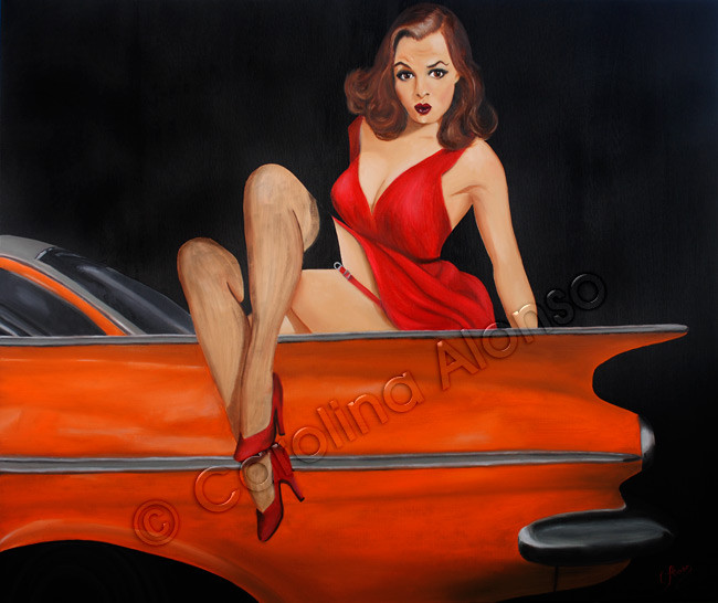 Oops... (2015), 100 x 120 x 4 cm, oil & acrylic on canvas