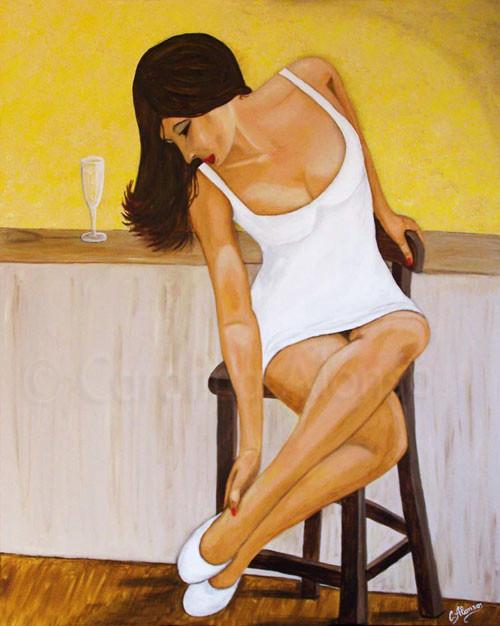 SommerFeeling  (2007) 100 x 80 cm