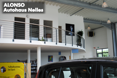 Autohaus Nelles, Siegburg, 2010