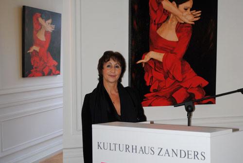 """""""Kunst tut gut"""" Kulturhaus Zanders, Berg.Gladbach, Nov.2010"""