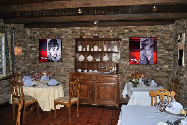 "Le Restaurant ""Klostermühle"",51503 RÖSRATH,Sept. 2012"