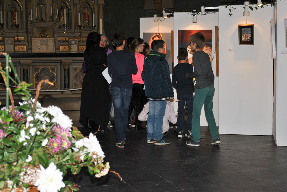 Internationaal Kunstweekend, Behoud Catharinakerk, 4585 AA Hengstdijk NL