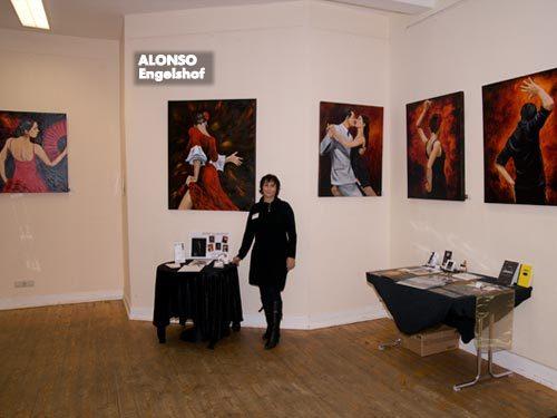 Engelshof mit Kultur-Kreis-on-tour, 2009