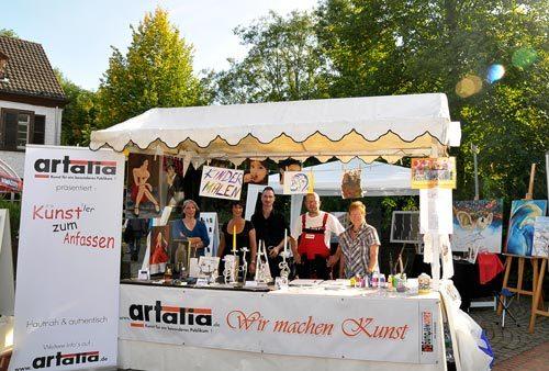 Kultur- und Stadtfest, September 2010