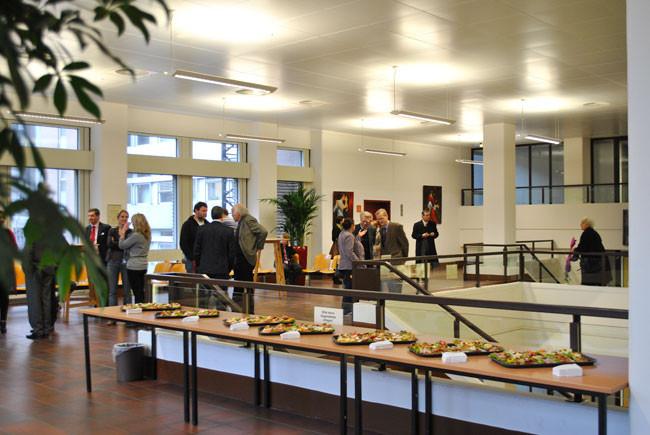 Vernissage im  Landgericht Köln 21.02.2013