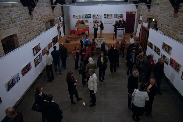 Kulturforum Overath - Kulturbahnhof - OVERATH, März 2009