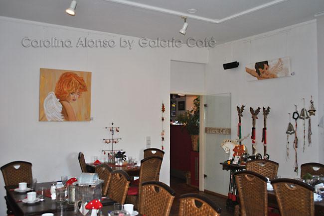 Galerie Café, Okt. 2012 -Jan.2013, Bergisch Gladbach