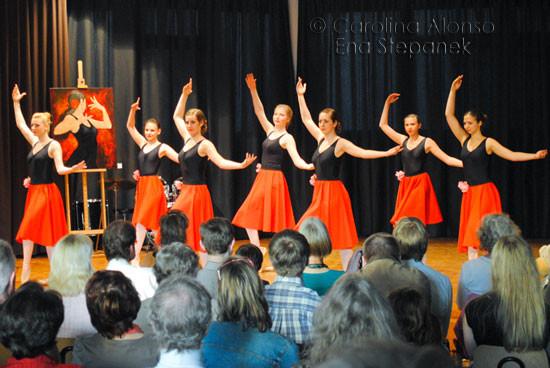 Spanischer Abend Ballettschule Ena Stepanek