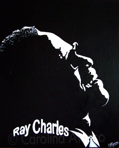 Rey (2007), 100 x 80 cm