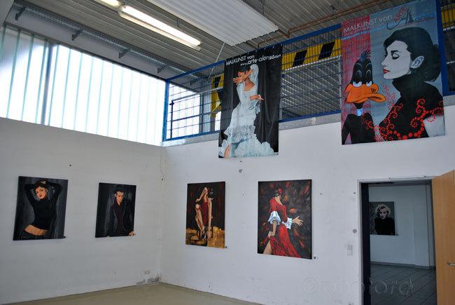 KunstHalle Porz, März 2012