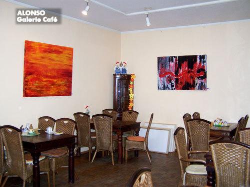 Galerie Café, Bergisch Gladbach
