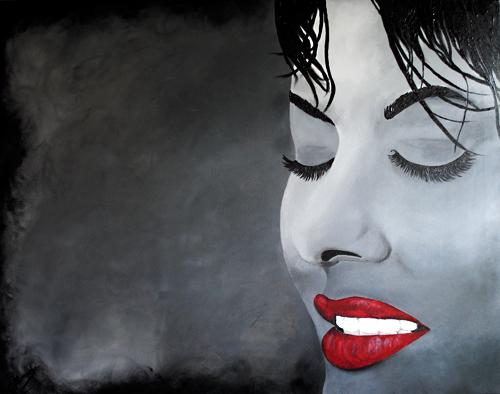Sophia (2010), 80 x 100 cm,