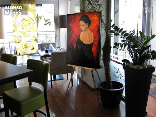 MILAN`S Restaurant Lounge BAR - BERGISCH GLADBACH, 2009